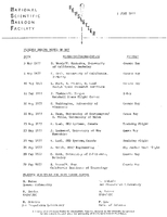 Newsletter, National Scientific Balloon Facility, June 1977
