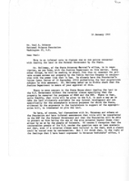 Correspondence from Walter Orr Roberts to Paul Scherer, NSF