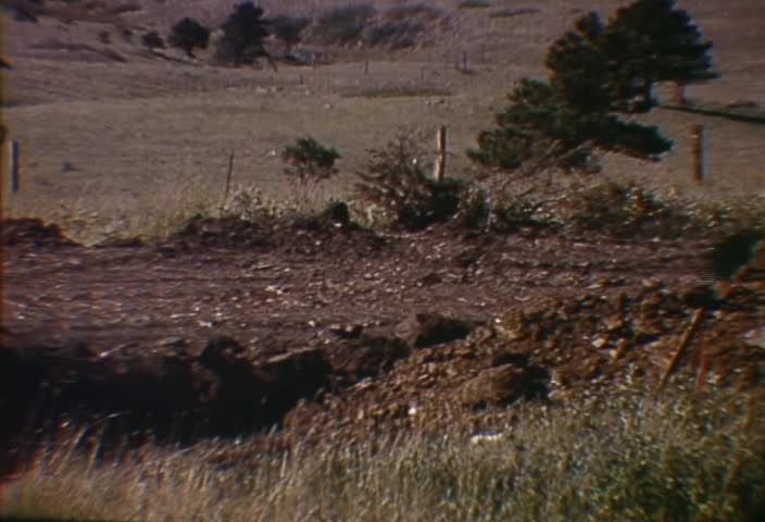 Film, Building the Mesa Laboratory Road