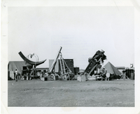 Photograph, 1952 Eclipse Expedition