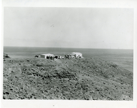 Photograph, site of the 1959 Eclipse Expedition to the Canary Islands