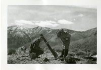 Photograph, White Mountain. 18-20.III.48