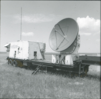 Photograph, National Hail Research Experiment field equipment