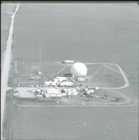 Photograph, Aerial view of the National Hail Research Experiment research site