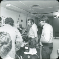 Photograph, National Hail Research Experiment staff at work