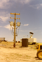 Photograph, National Hail Research Experiment transformers