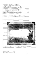 National Hail Research Experiment Summer 1976 Summary Report