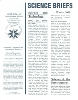 Science Briefs Winter 2001