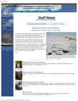 Staff Notes Volume 43 Issue 6