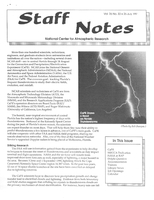 Staff Notes Volume 26 Issue 30