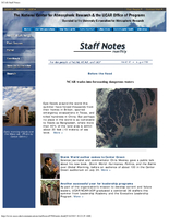 Staff Notes Volume 42 Issue 7