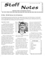 Staff Notes Volume 27 Issue 25
