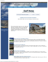 Staff Notes Volume 43 Issue 4