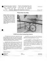 Staff Notes Volume 22 Issue 34