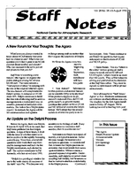 Staff Notes Volume 28 Issue 28