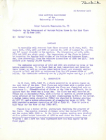 On the enhancement of certain helium lines in the limb flare of 24 June 1956