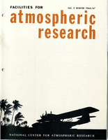 Facilities for Atmospheric Research, Winter 1966/67