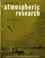 Facilities for Atmospheric Research, Spring 1967