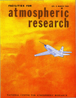 Facilities for Atmospheric Research, March 1969