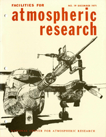 Facilities for Atmospheric Research, December 1971