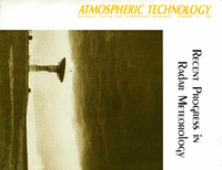 Atmospheric Technology, Fall 1981