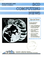 SCD Computing News Volume 13 Issue 6