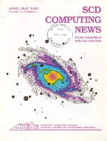 SCD Computing News Volume 12 Issue 4