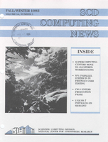 SCD Computing News Volume 14 Issue 5