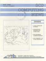 SCD Computing News Volume 9 Issue 5