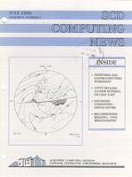 SCD Computing News Volume 9 Issue 7