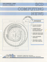 SCD Computing News Volume 9 Issue 12