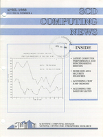 SCD Computing News Volume 9 Issue 4