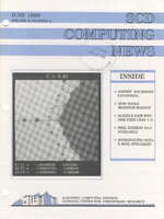 SCD Computing News Volume 9 Issue 6