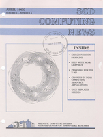 SCD Computing News Volume 11 Issue 4