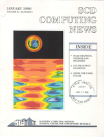 SCD Computing News Volume 11 Issue 1