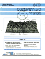 SCD Computing News Volume 13 Issue 2