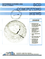 SCD Computing News Volume 13 Issue 7