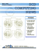SCD Computing News Volume 13 Issue 4