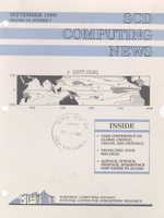 SCD Computing News Volume 10 Issue 7