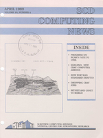 SCD Computing News Volume 10 Issue 4