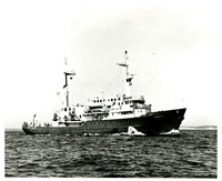 Photograph, Research vessel, Atlantis II