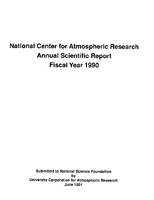 1990 Annual Scientific Report