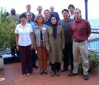 Photograph, First Lead Author meeting