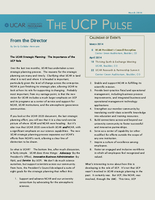 UCP Pulse March 2014