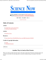 Science Now Volume 1, Number 4