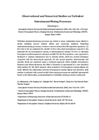 Observational and numerical studies on turbulent entrainment-mixing processes [abstract]