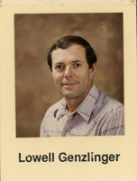 Photograph, Lowell Genzlinger