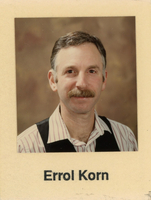 Photograph, Errol Korn