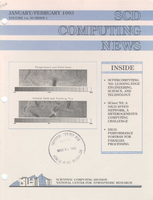 SCD Computing News Volume 14 Issue 1