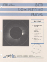 SCD Computing News Volume 14 Issue 2